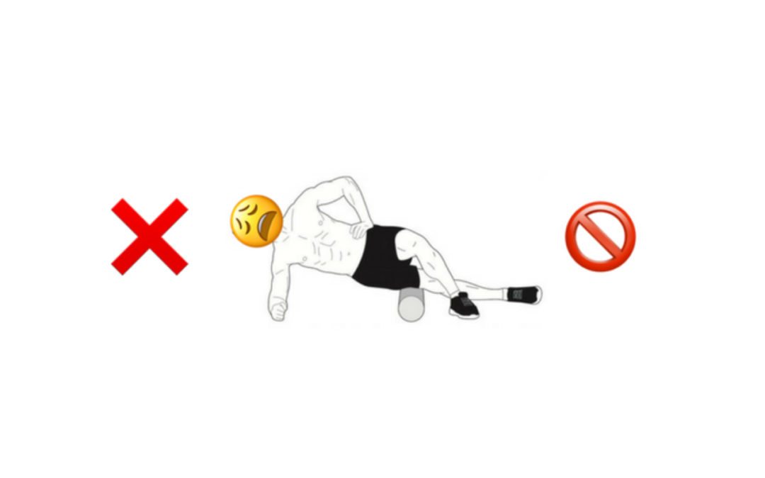 Stop Foam Rolling Your IT Band!