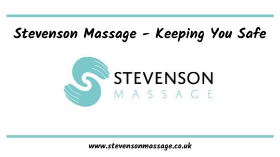 Stevenson Massage – Keeping You Safe